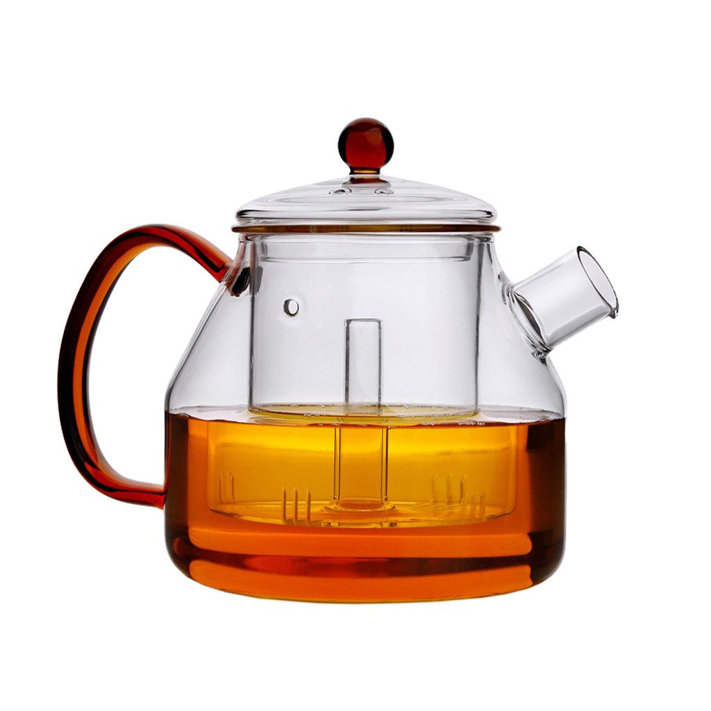 Чайник с фильтром пропаривания чая, 1200 мл, 16х13 см, MARMA  MM-TPT-16