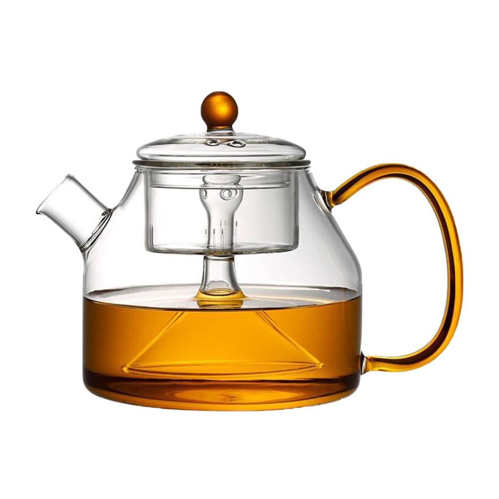 Чайник с фильтром пропаривания чая, 1200 мл, 16х13 см, MARMA  MM-TPT-15