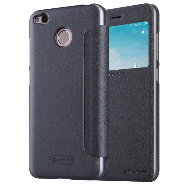 Чехол Nillkin Sparkle Series для Xiaomi Redmi 4X Black