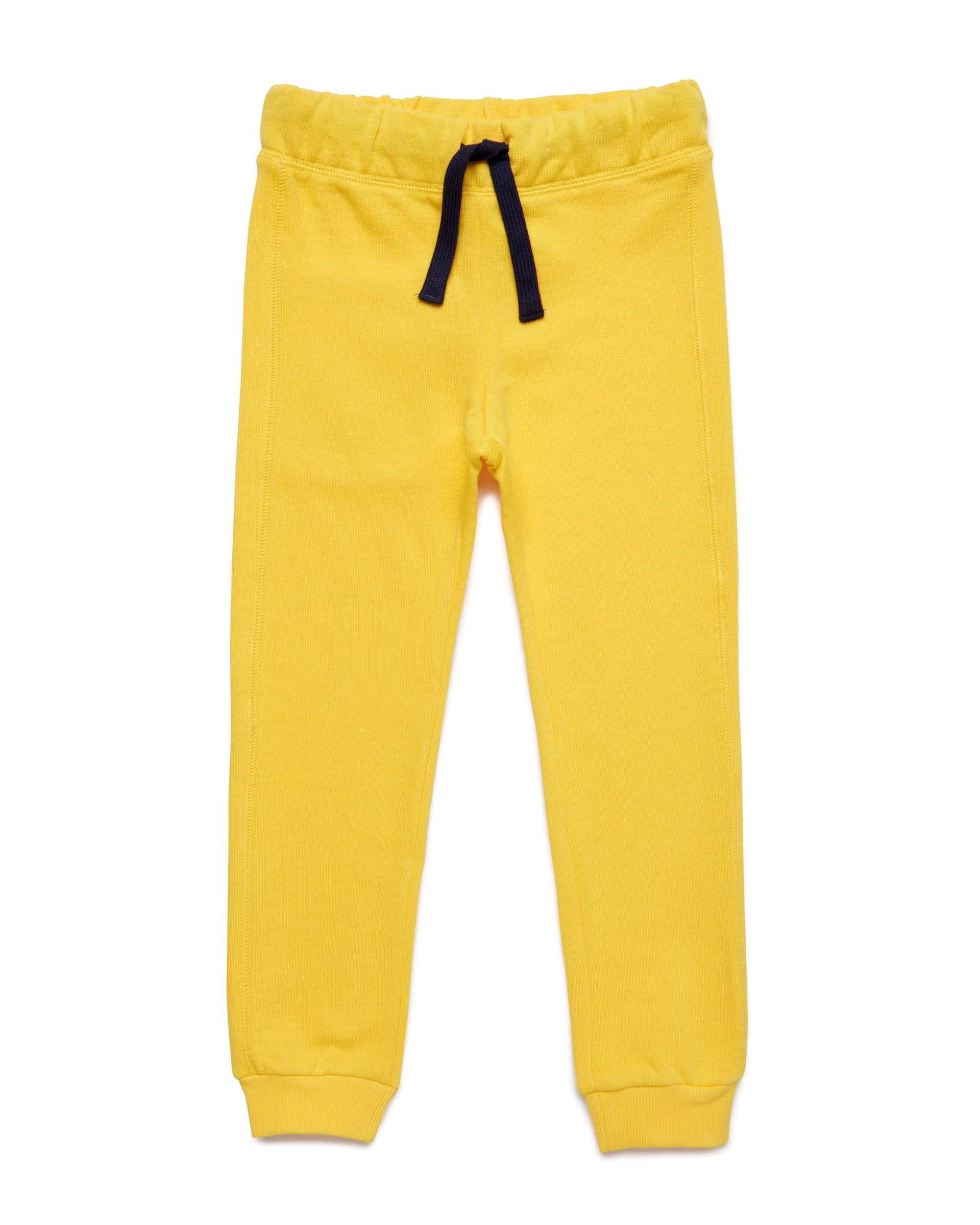 Купить 20P_3J68I0449_3N7, Спортивные брюки для мальчиков Benetton 3J68I0449_3N7 р-р 92, United Colors of Benetton, Шорты и брюки для новорожденных