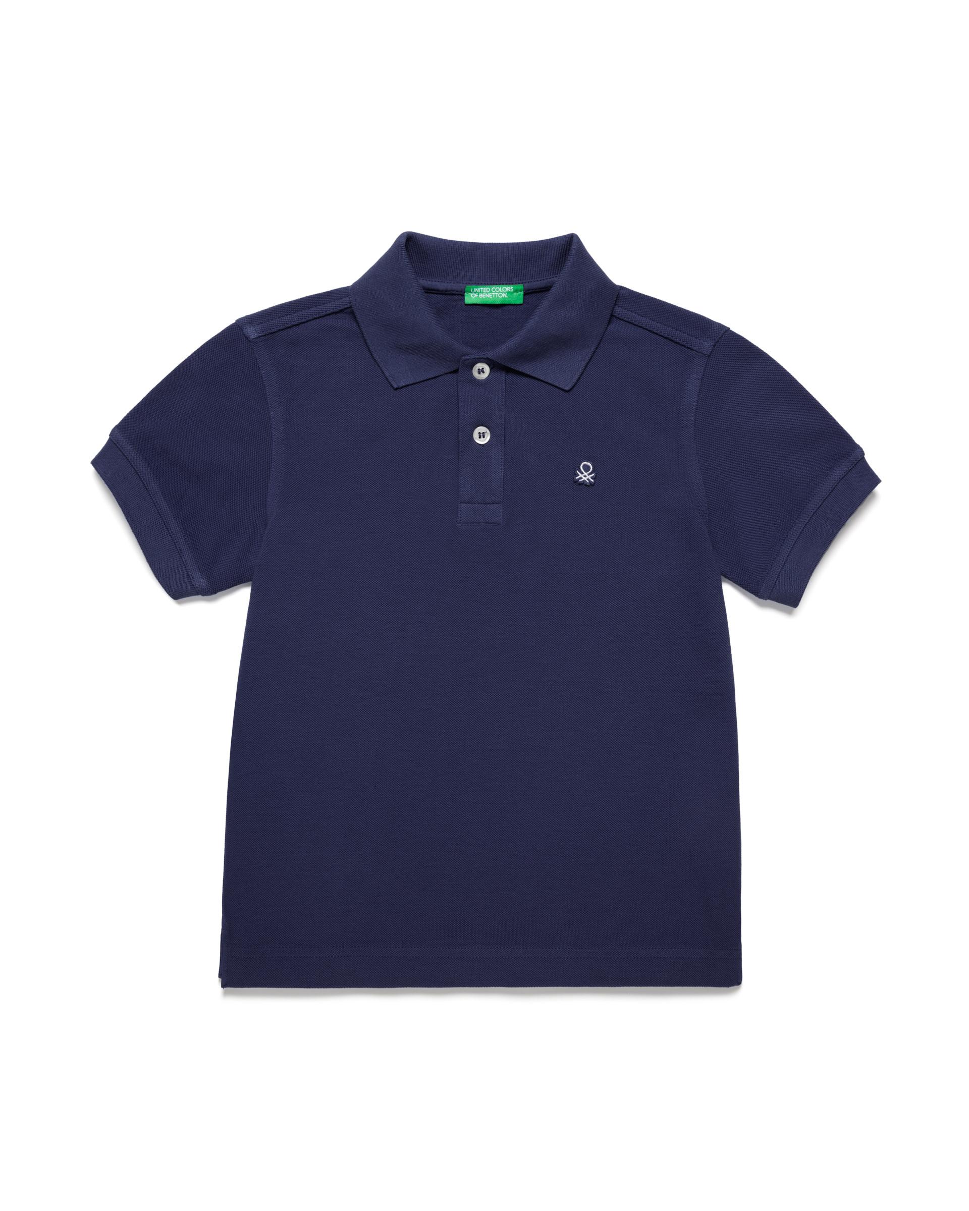 Купить 20P_3089C3091_252, Поло-пике для мальчиков Benetton 3089C3091_252 р-р 80, United Colors of Benetton, Кофточки, футболки для новорожденных
