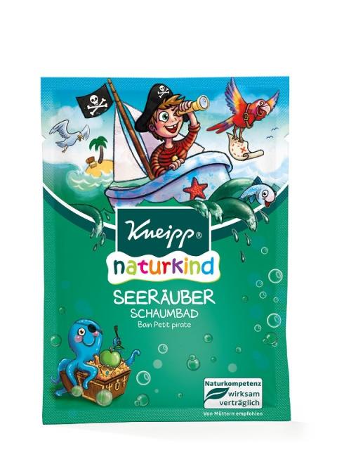 Пена для ванны Kneipp пират с