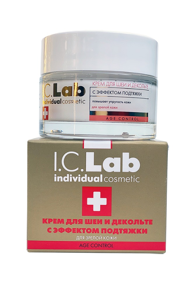 Крем для шеи и декольте с эффектом подтяжки I.C.Lab Individual cosmetic
