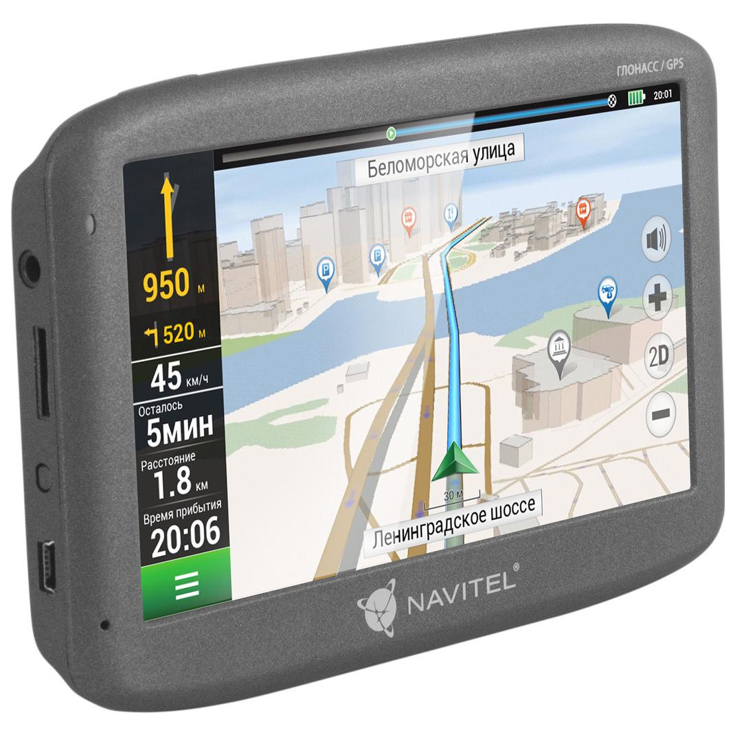 Автомобильный навигатор Navite G500 NAVITEL