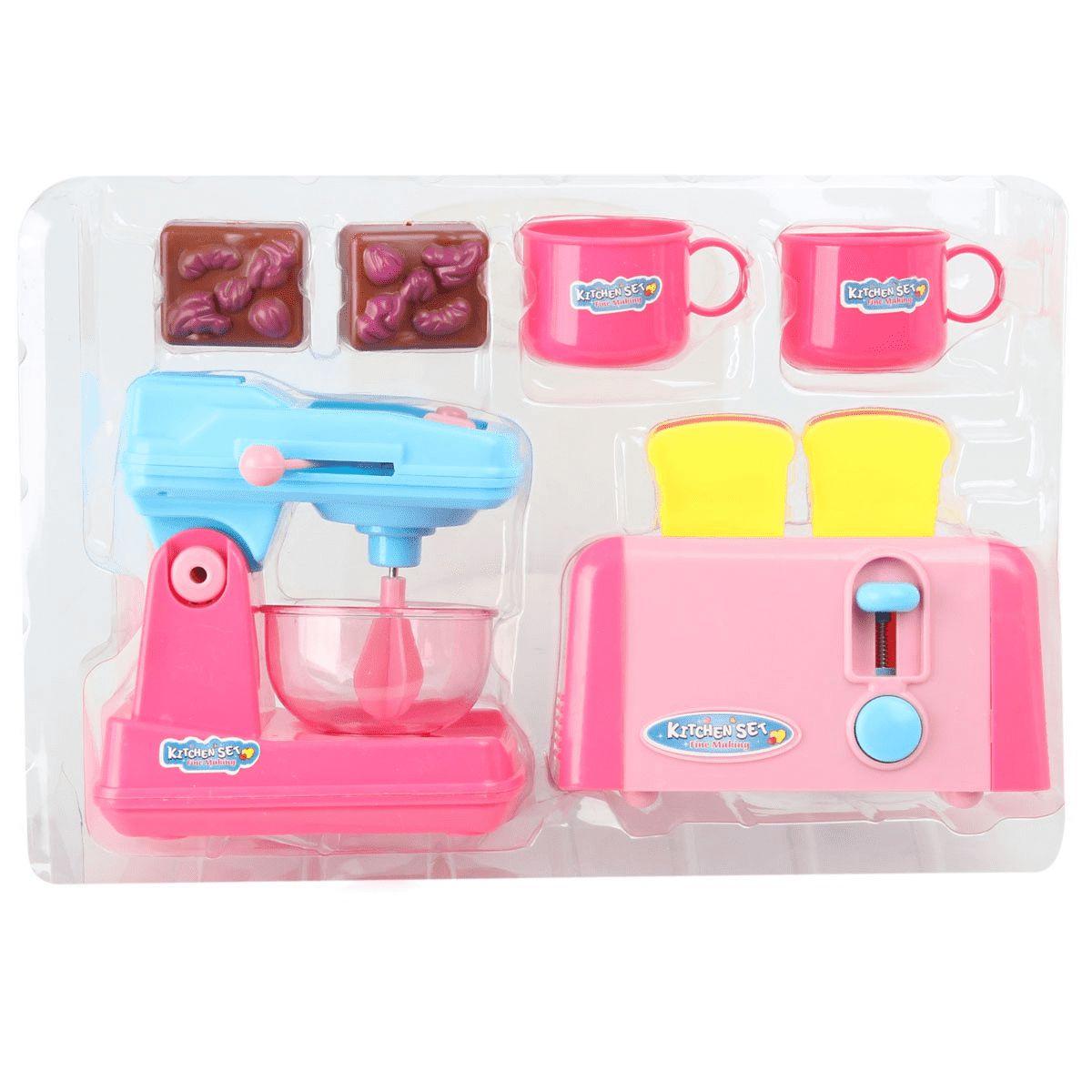 Купить Набор бытовой техники 82175 Veld Co., Детская кухня и аксессуары