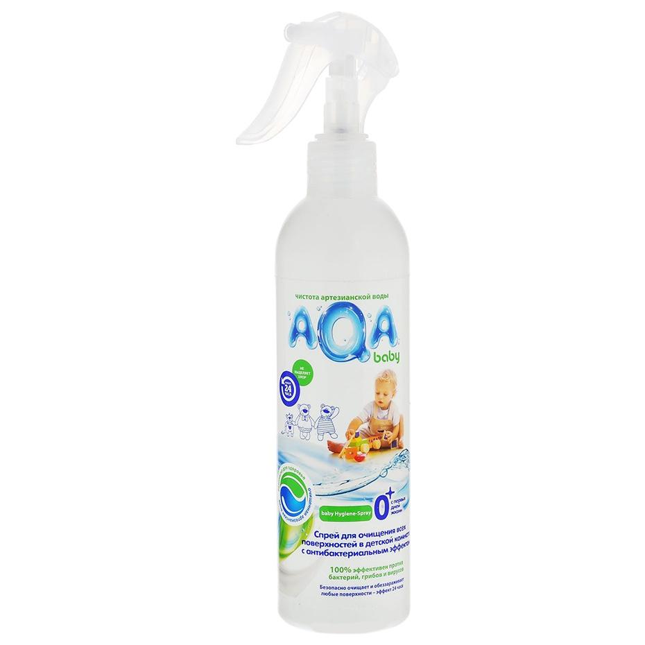 Средство для уборки детских помещений AQA Baby
