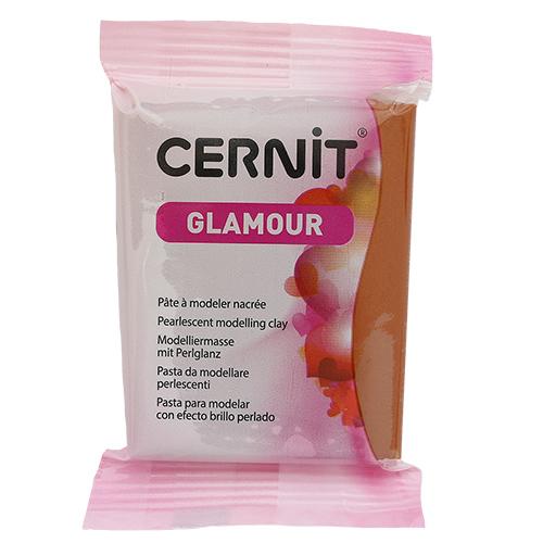 CE0910056 Пластика полимерная запекаемая Cernit GLAMOUR перламутровый,