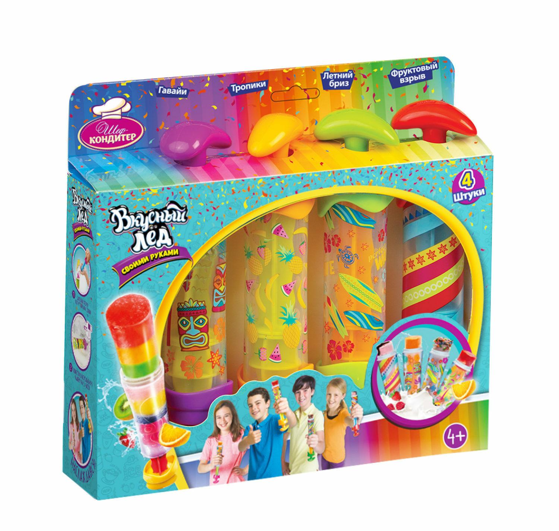 Купить Набор для детского творчества Шеф Кондитер Вкусный лёд, Шеф-кондитер,