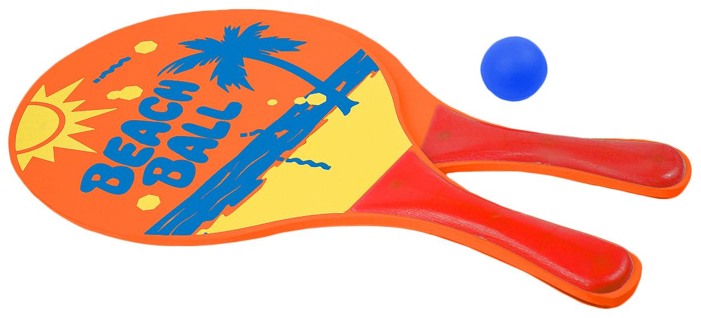 Набор для игры в пляжный пинг понг