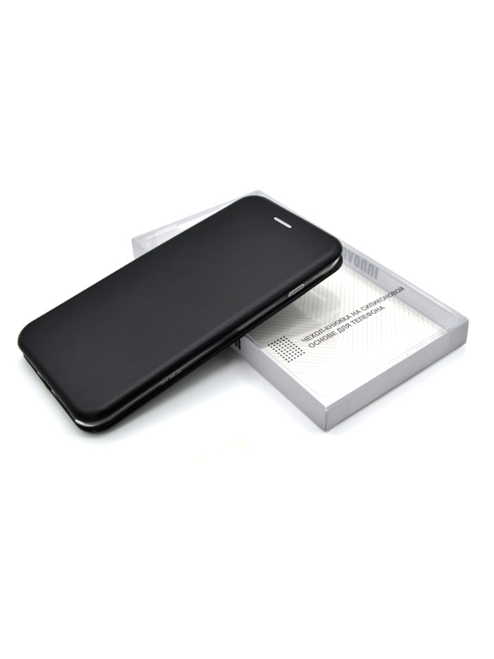 Чехол-книга INNOVATION для Samsung Galaxy M31S, черный