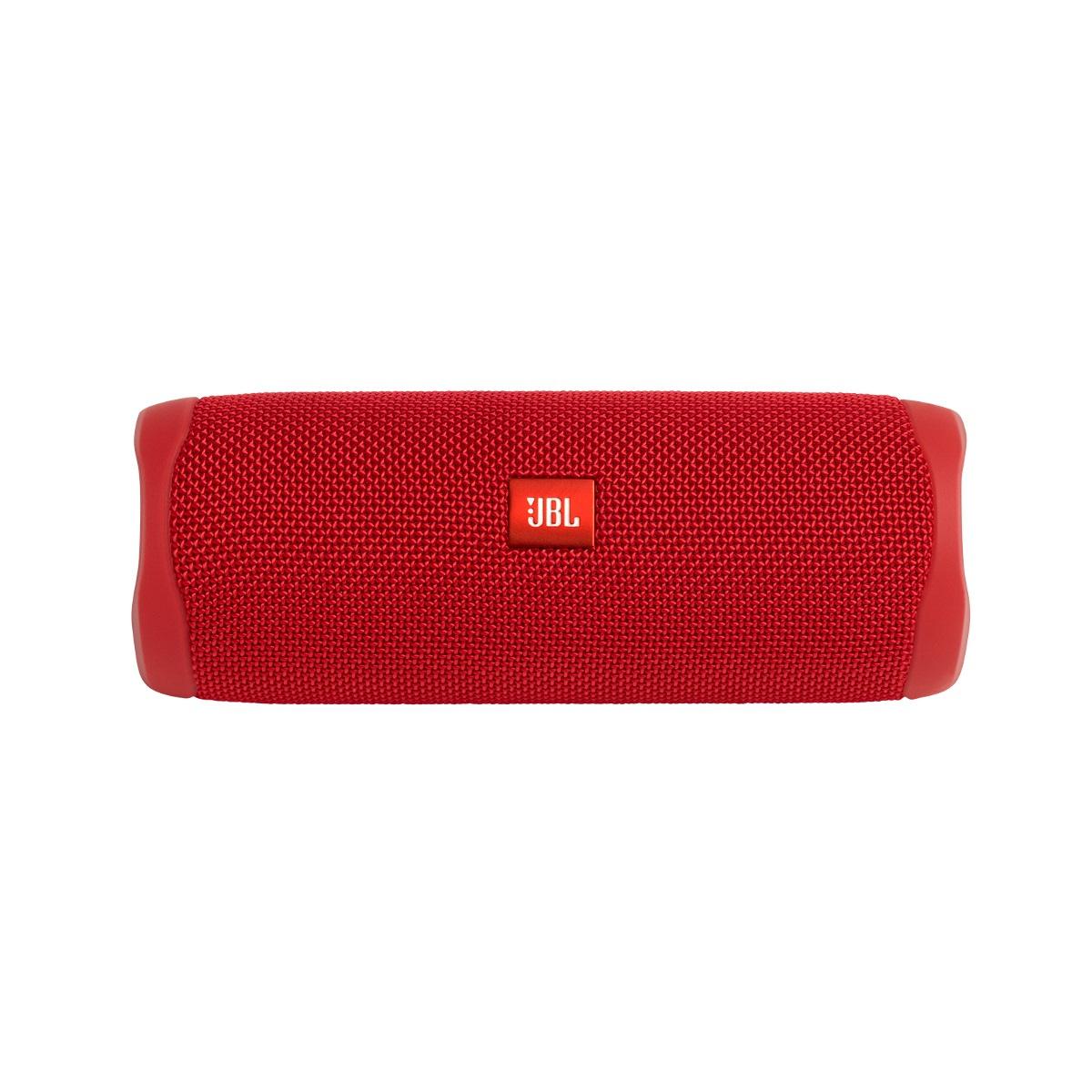 Беспроводная акустика JBL Flip 5 Red (JBLFLIP5RED)