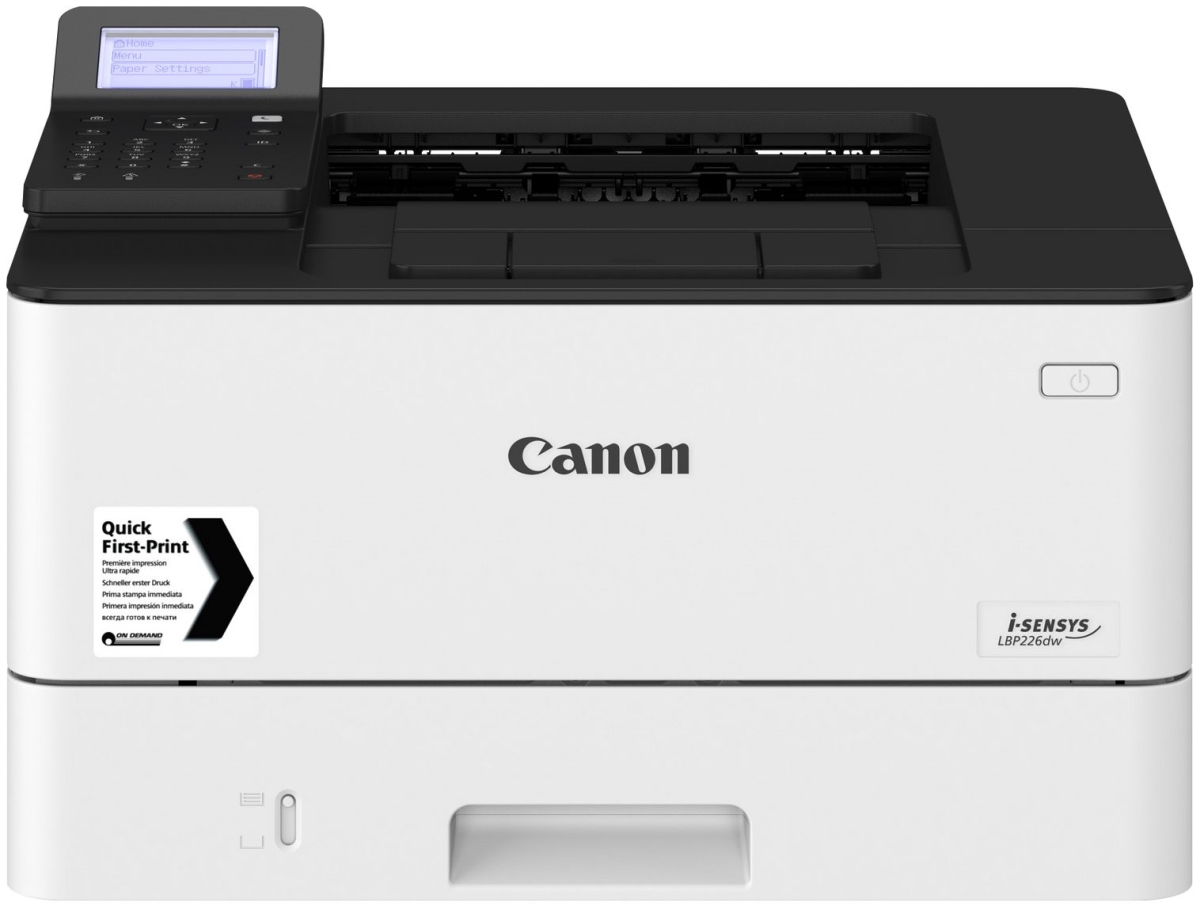 Лазерный принтер Canon i-Sensys LBP226dw White