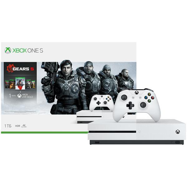 Игровая приставка Microsoft Xbox One 1