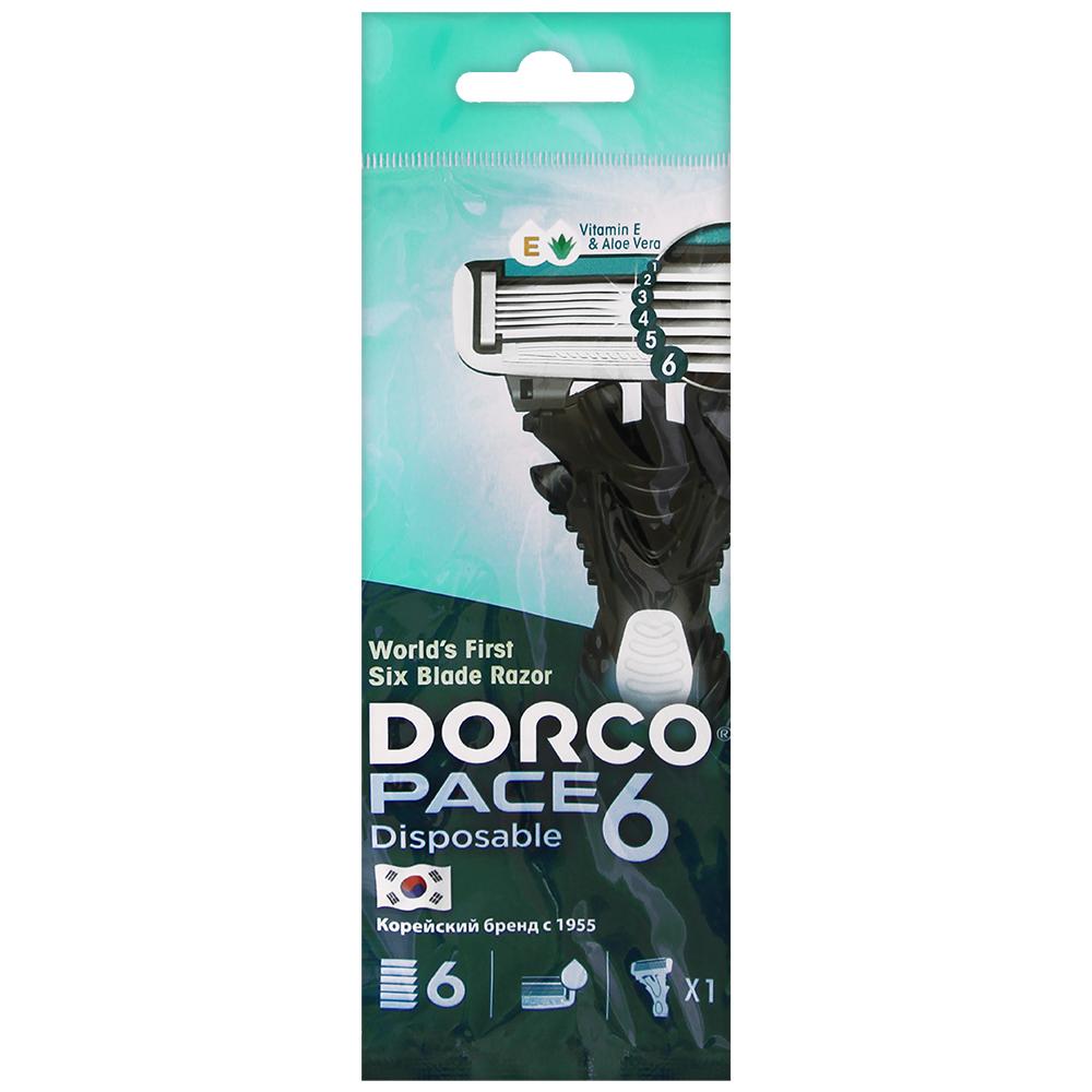 Станок Dorco PACE6.