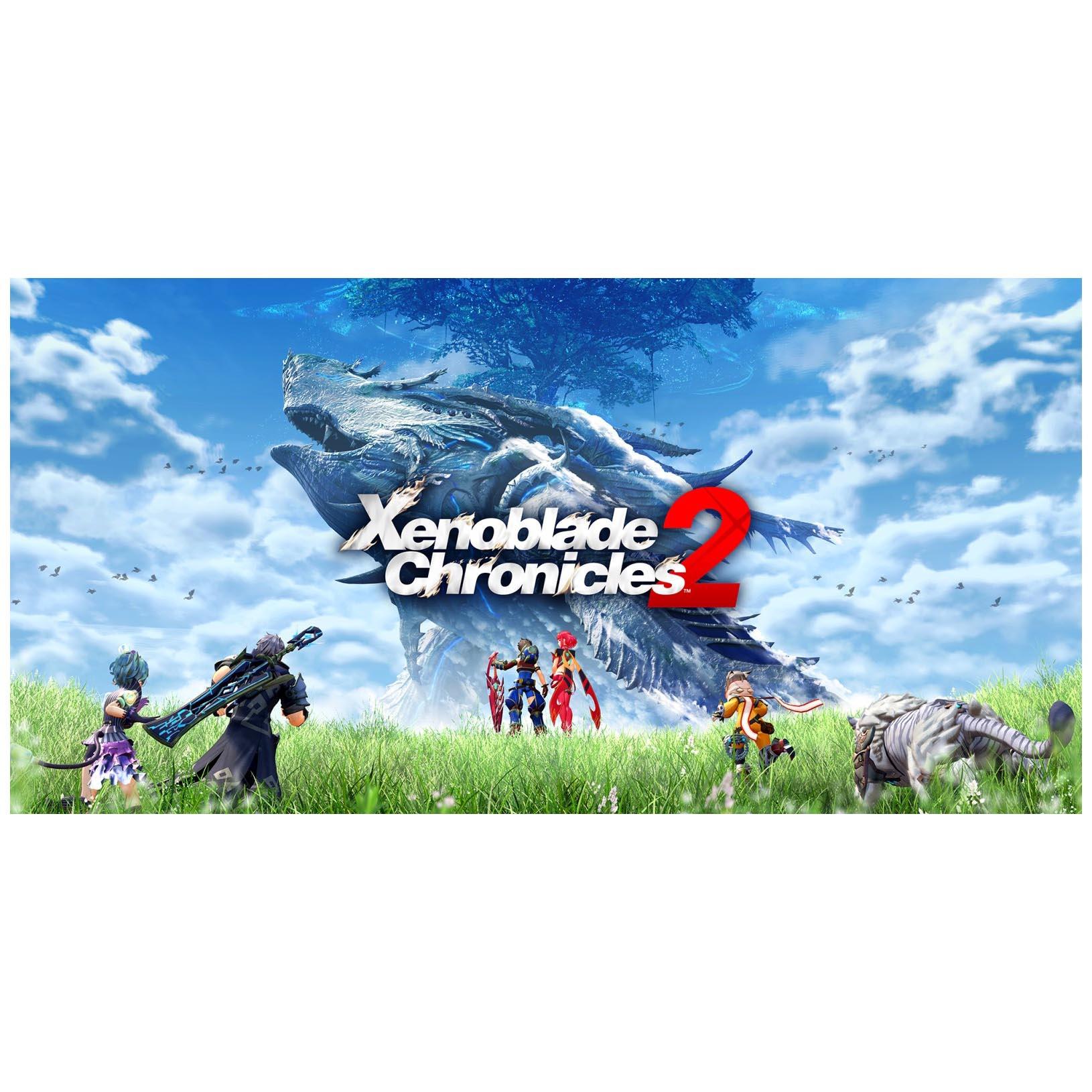 Игра Xenoblade Chronicles 2 для Nintendo Switch