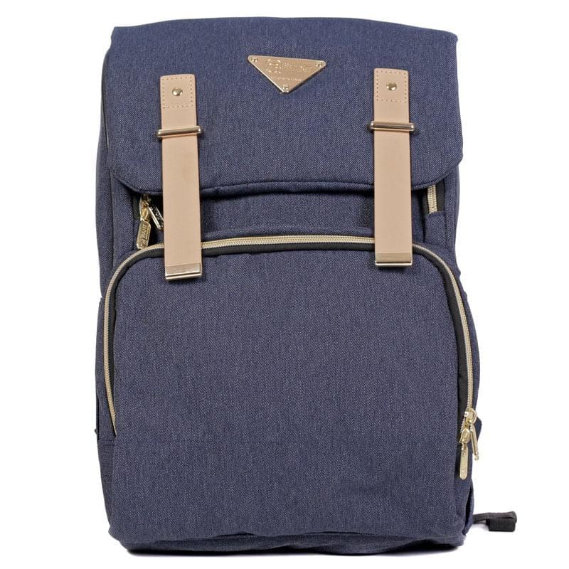 Сумка рюкзак для мамы Rant TRAVEL blue