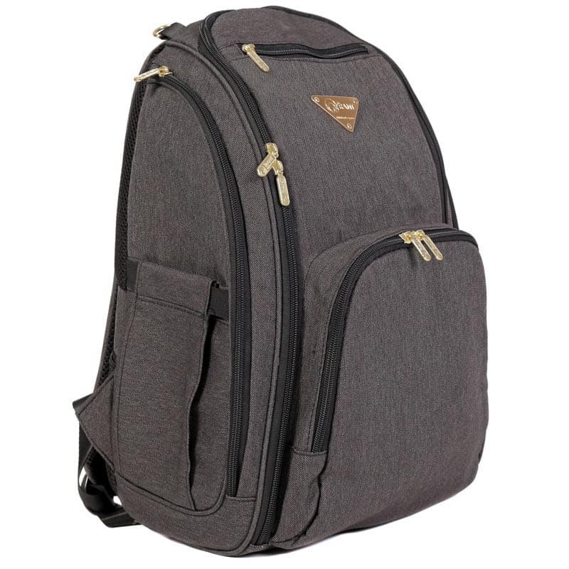 Сумка рюкзак для мамы Rant METRO black