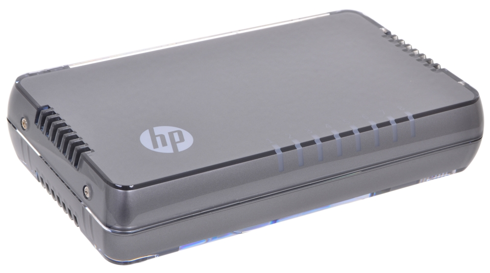 Коммутатор HP V1405 8 Grey
