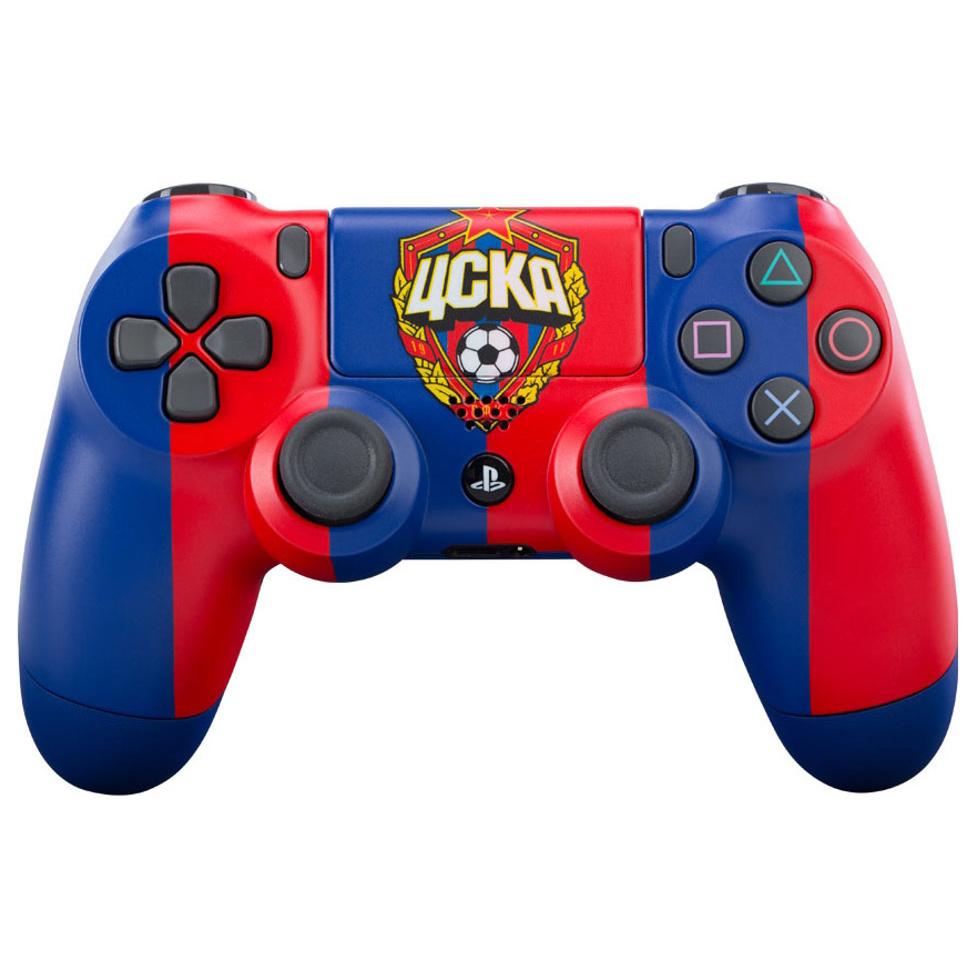 Геймпад Sony PlayStation Dualshock 4 ЦСКА Красно