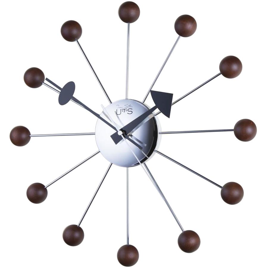 Настенные часы Tomas Stern 36 см фото