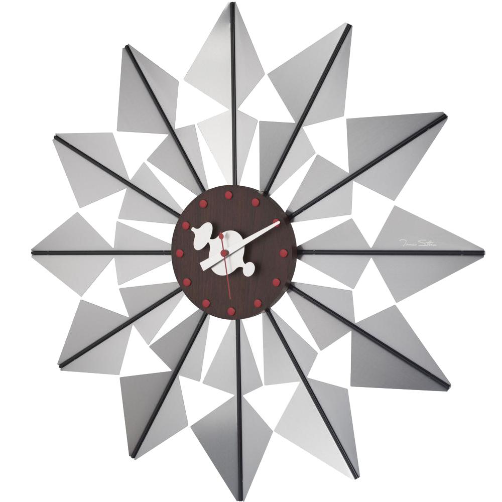 Настенные часы Tomas Stern 50 см фото