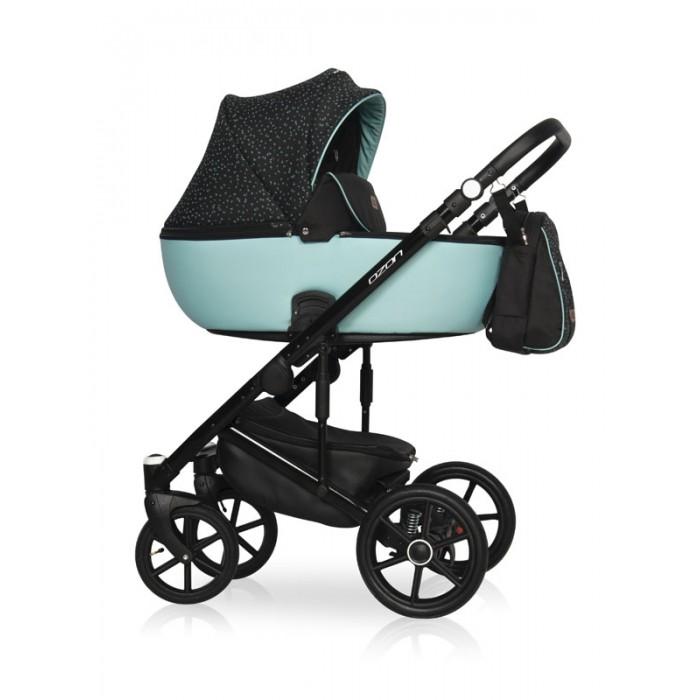 Купить Коляска 2 в 1 Riko Basic Ozon Pro 14 мятный, Детские коляски 2 в 1