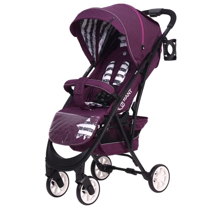 Коляска прогулочная Rant Largo Trends RA054 Lines purple