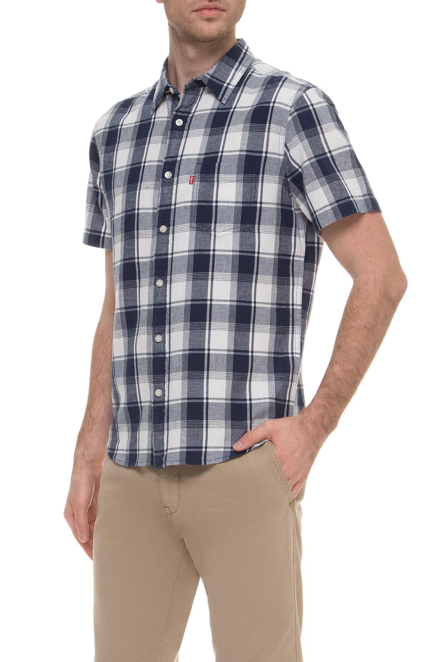 Рубашка мужская Levi's 86627-0011 белая S