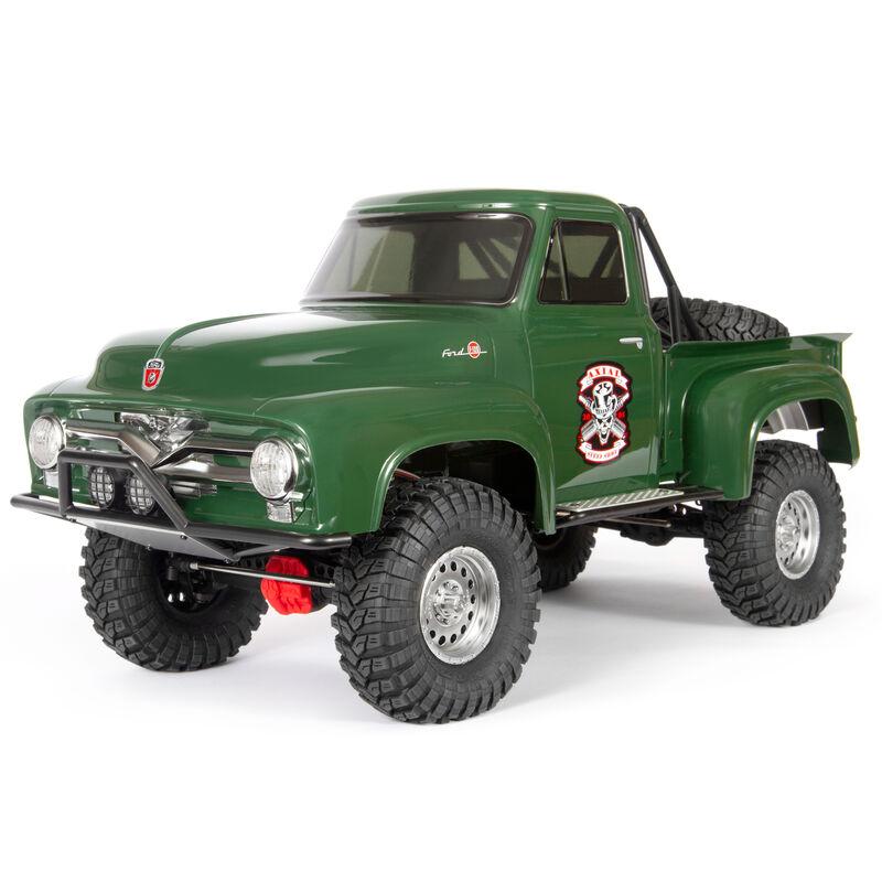 Купить Модель для трофи Axial SCX10 II 1955 Ford 4wd RTR 1:10,