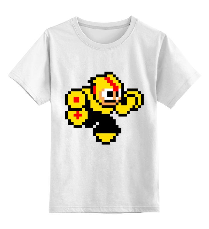 Детская футболка Printio Гого томаго цв.белый р.116 0000003467580