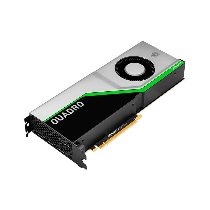 Видеокарта PNY Nvidia Quadro RTX6000 (VCQRTX6000 PB)