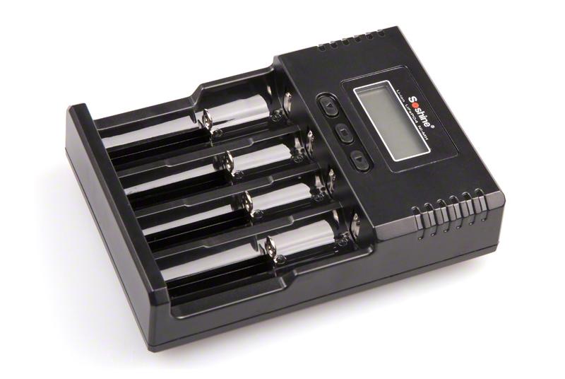 Зарядное устройство для аккумуляторной батареи Soshine