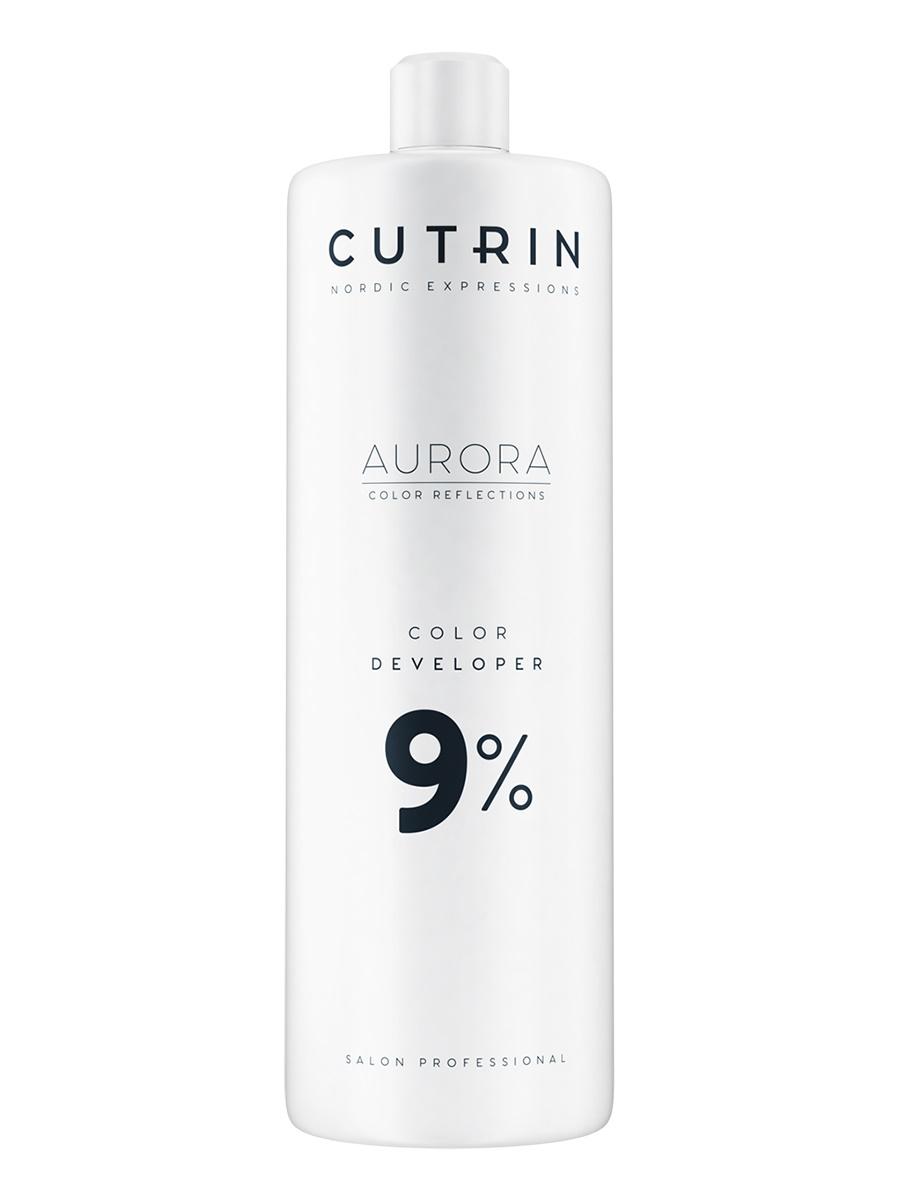 Купить Окислитель AURORA 9 % CUTRIN 1000 мл
