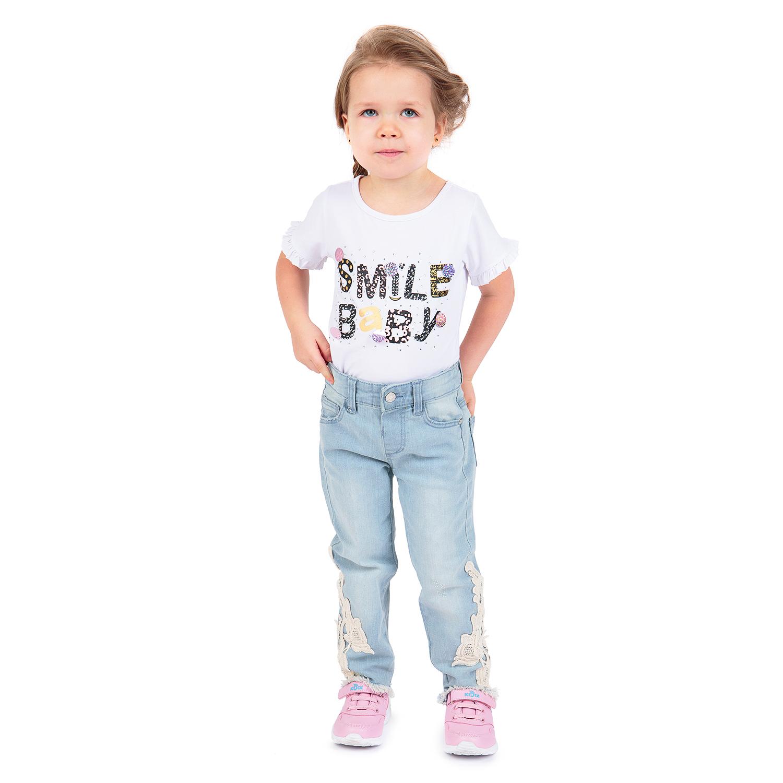 Купить Джинсы детские Leader Kids 20S-44S р.104,