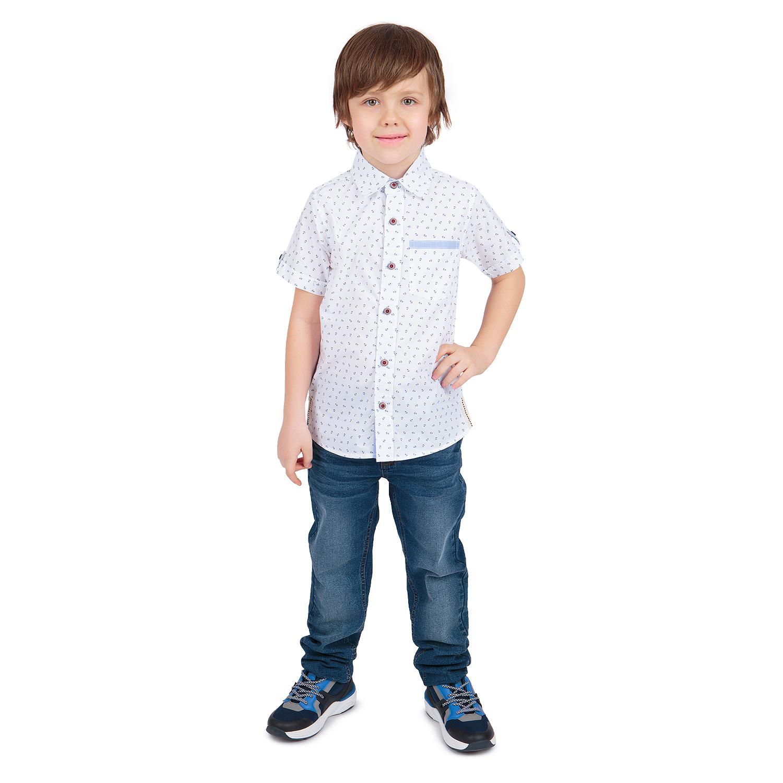 Рубашка детская Leader Kids SS20LM23 р.116