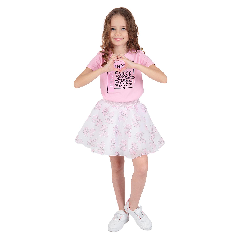 Купить ЛКЛ20420057-ТЕ01, Юбка детская Leader Kids ЛКЛ2042005 р.110,