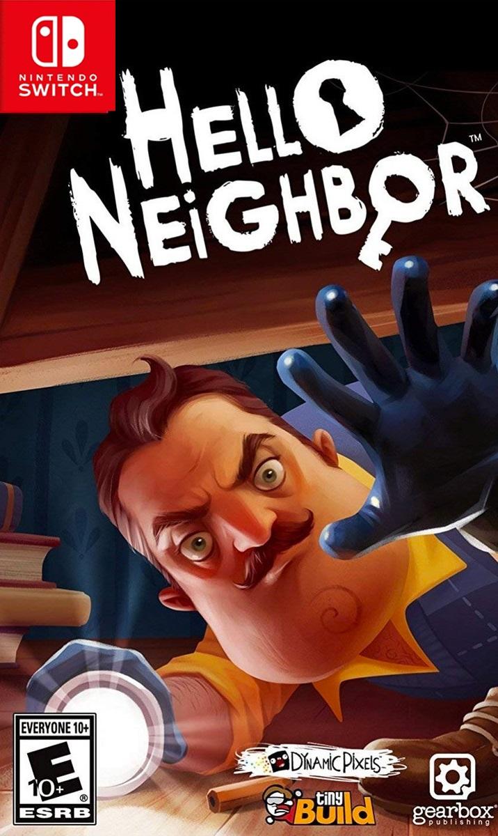 Игра Hello Neighbor для Nintendo Switch