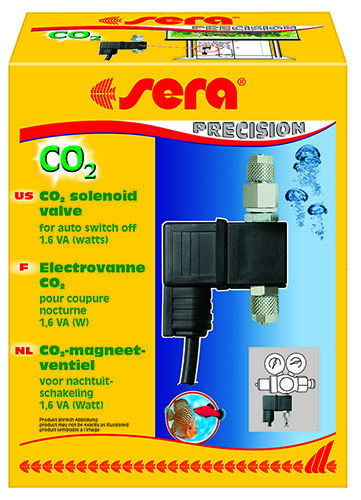 Электромагнитный клапан для системы CO2 Sera Flore