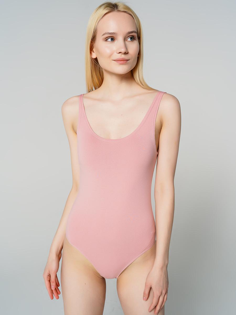 Боди женское ТВОЕ 80622 розовое XL