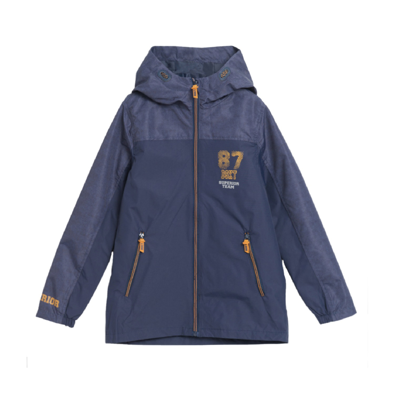 Купить WL1152701STM-022, Куртка демисезонная Lemon, цвет: синий р.134,