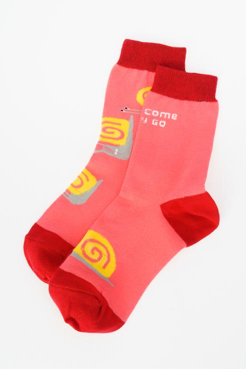Носки женские big bang socks 1500074787/2 розовые 35-39