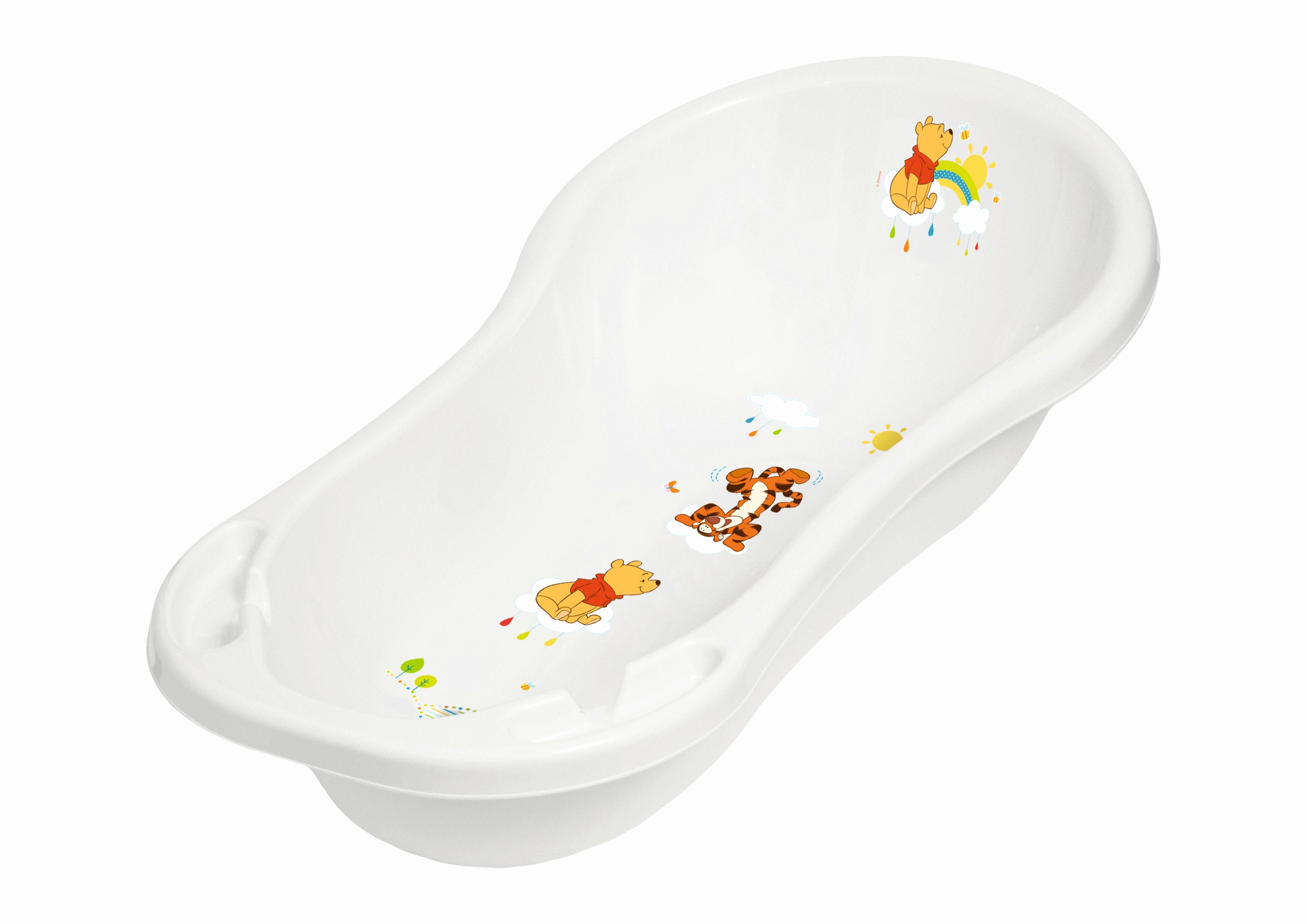 Детская ванна с пробкой Keeeper Disney maria winnie the pooh, 100 см