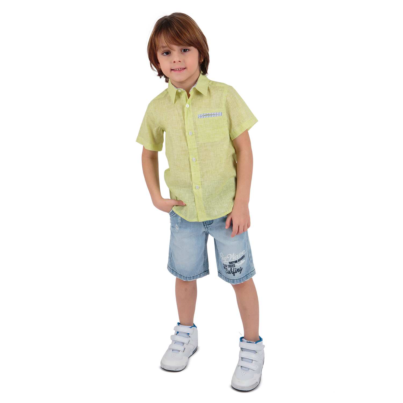 Рубашка детская Leader Kids 125I533B р.116