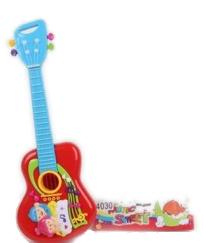 Гитара игрушечная Фа соль 42 см