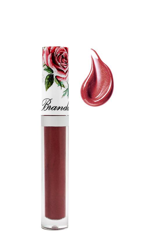 Купить Блеск для губ Landa Branda, «Матовый металл», тон 06