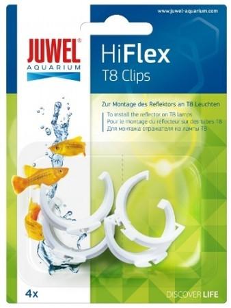 Клипсы для отражателей для аквариумов JUWEL HiFlex
