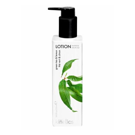 Купить Лосьон для рук и тела Kinetics, «Зеленый чай и лимон», 250 мл
