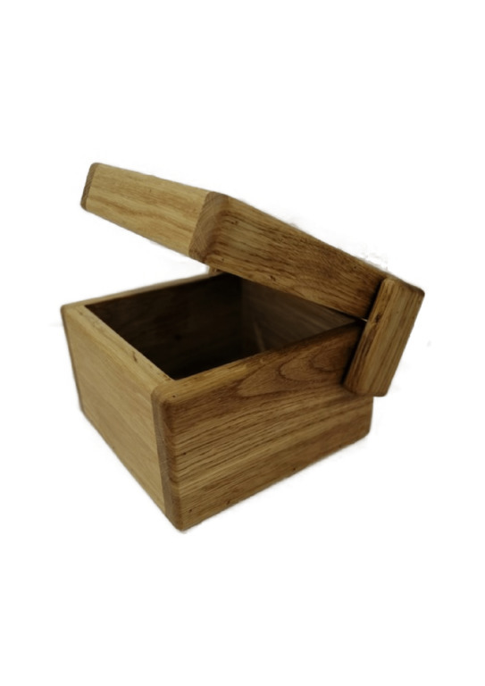 Коробка деревянная для хранения