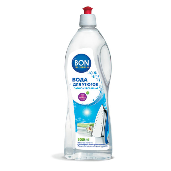 Ароматизированная вода для глажения Bon BN 024
