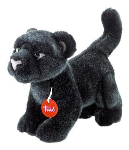 Купить Мягкая игрушка Trudi Пантера Ирис, 28 см, Мягкие игрушки животные